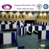 Труба и Drape Trade Show Booth Kit (WITH ECONOMY DRAPES) - Pipe & Drape