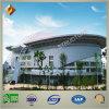 Estructura del braguero del tubo de acero del palmo grande para el centro de deportes