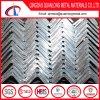 Barra de ángulo desigual del acero inoxidable de la talla estándar 316