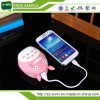 2017 banco móvel portátil novo da potência do projeto 7800mAh