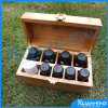 Elegant Bamboo Essential Oil Boxes