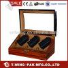 2015 Customerized Handmade Manufacturer Watch Winder for 6+6 Watches
