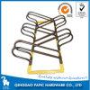 Metallim freienmetallrasterfeld-Fahrrad-Parken-Standplatz (ISO anerkannt)