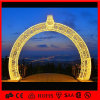 Archway Light del LED Outdoor Decoration Light Christmas 3D Motif