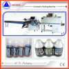 Swf-590 Swd-2000 escogen la máquina del envoltorio retractor de las botellas de la fila