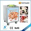 Nouvelle machine de roulis frite par Thaïlande de crême glacée du produit 2017
