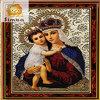 Retratos Home da decoração 3D da venda do ponto da cruz da pintura do diamante do Jesus Cristo 5D