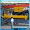Transportador de tornillo comercial del grano del maíz para el cemento del silo en la India