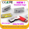 Disco istantaneo del bastone del USB dell'azionamento della penna del USB di marchio su ordinazione per il campione libero (ET107)