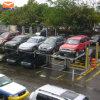 Sistema del estacionamiento del coche de poste 2