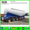 반 40cbm 45ton 3 차축 대량 시멘트 유조선 트레일러