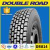 Pneus populaires de l'Amérique du Sud, tout le pneu en acier, pneu de camion