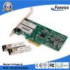 Pcie X4 네트워크 인터페이스 카드 광섬유 통신망 근거리 통신망 카드
