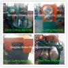 Het halfautomatische Recycling van de Band van het Afval in de RubberLijn van de Machine van het Poeder
