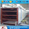 Catalogue des prix neuf de machine de dessiccateur de bande de maille de briquette de modèle