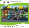 Campo da gioco per bambini di fantasia di Kaiqi di tema di medie dimensioni del castello (KQ10043A)