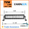 16.7inch 72W CREE LED Light Bar voor 4X4 Offroad