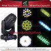 luzes principais moventes de Pointe da veste 280W