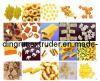 Ligne remplissante de production alimentaire de casse-croûte de noyau