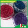 As vendas quentes coloriram o Glitter brilhante da série para o plástico