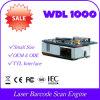 タブレット移動式機械装置Wdl1000 1dレーザーの読まれるヘッドバーコードのバーコードスキャンは受け取るモジュールエンジンを集まる