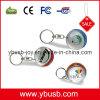 USB di figura della sfera 128MB mini (YB-180)