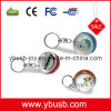 USB da forma da esfera 128MB mini (YB-180)