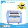 Preço de papel de madeira de couro da máquina de estaca da gravura do laser do CO2 com Ce
