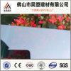 Folha plástica da cavidade do PC da folha do policarbonato do fabricante de China para o material de construção