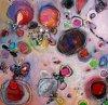 Abstracte Olieverfschilderijen (CX-031)