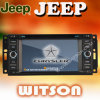 Video GPS dell'automobile di Witson per le automobili della jeep