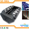 Диско 8*10W White Moving Head Beam Lighting СИД (SF-300B)