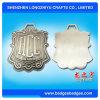 Медаль членов медалей перетягивания каната античное серебряное