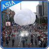 Balão inflável feito sob encomenda da nuvem do hélio com iluminação para anunciar