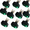 LED Light 12V 30AMP 30A Car Boat Auto Rocker Spst Toggle Switch