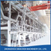 máquina de papel de la fabricación de papel del cuaderno A4 de 1800m m 8-10 toneladas/día