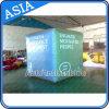 Воздушный шар кубика изготовленный на заказ печатание Laster раздувной плавая рекламируя