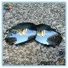 Titanium поляризовыванные зеркалом объективы замены для солнечных очков