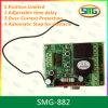 Émetteur de 2 boutons et commutateur à télécommande sans fil de récepteur