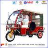 Un triciclo elettrico dei 3 carrai