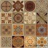 Reeks 24  X24  Ceramiektegel Lapato van Decotation van het Huis de Verglaasde van de tango Parket