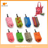 210d Polyester Fabric Foldable Reusable Shopping Bag