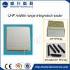 ISO 18000-6c del lector de la frecuencia ultraelevada de RFID con Sdk inglés completo para el sistema del estacionamiento de vehículo, almacén, logístico