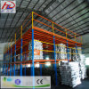 Estructura de acero del alto suelo para el almacenaje del almacén