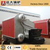 1ton 1000kg 1t Biomass Wood Fired Steam Boiler