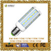 High Luminous Fluxの10W SMD 5730 LED Corn Light