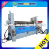 W12 Serial Hydraulic Plate Rolling Machine, 4 Roller Sheet Rolling Machine com sistema de controlo do PLC do CNC