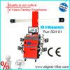 Dispositif d'alignement automatique de rouleau de matériel de garage de matériel