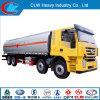 33000 do combustível de petroleiro do caminhão 8*4 litros resistentes de caminhão de combustível