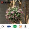 庭のための人工的なLeaves Ball Hedge